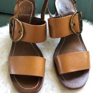 Tory Burch Block Heel Sandals